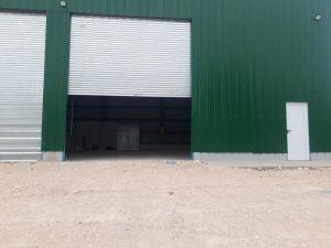 Avances en el traslado del centro de operaciones de Transportes Malvinas al predio de la Planta de Reciclado