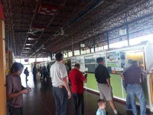 El movimiento turístico en la Terminal muestra un claro crecimiento