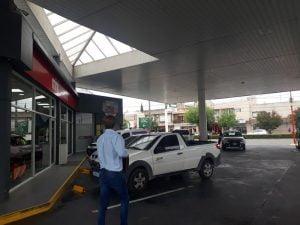 Robaron nuevamente la Estación de Servicio PUMA de San Martín y Derqui