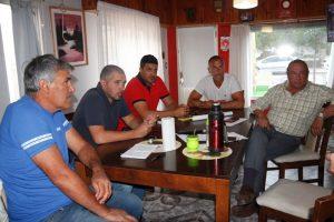 """Sánchez y las lluvias en Claromecó: """"se trabajó rápido y se fue solucionando todo"""""""