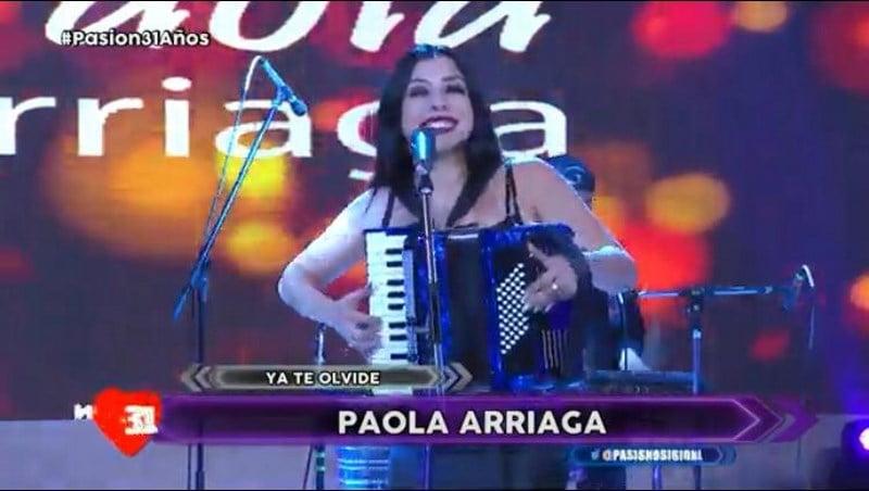 """Paola Arriaga: """"el paso por la televisión me abrió puertas en otras provincias"""""""