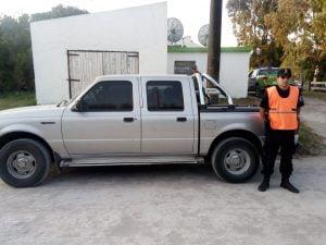 Operativo Sol 2020: secuestraron cinco vehículos en Reta