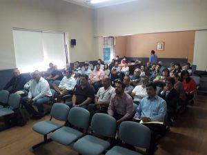 Se realiza la Audiencia Pública para debatir impacto ambiental de proyecto de urbanización en Dunamar