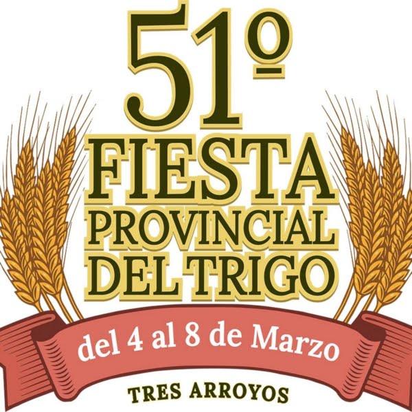 Venta de espacios para  vendedores ambulantes en la Fiesta Provincial del Trigo