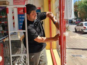 Tarjeta Alimentar: Producción trabaja en los comercios  de Chaves