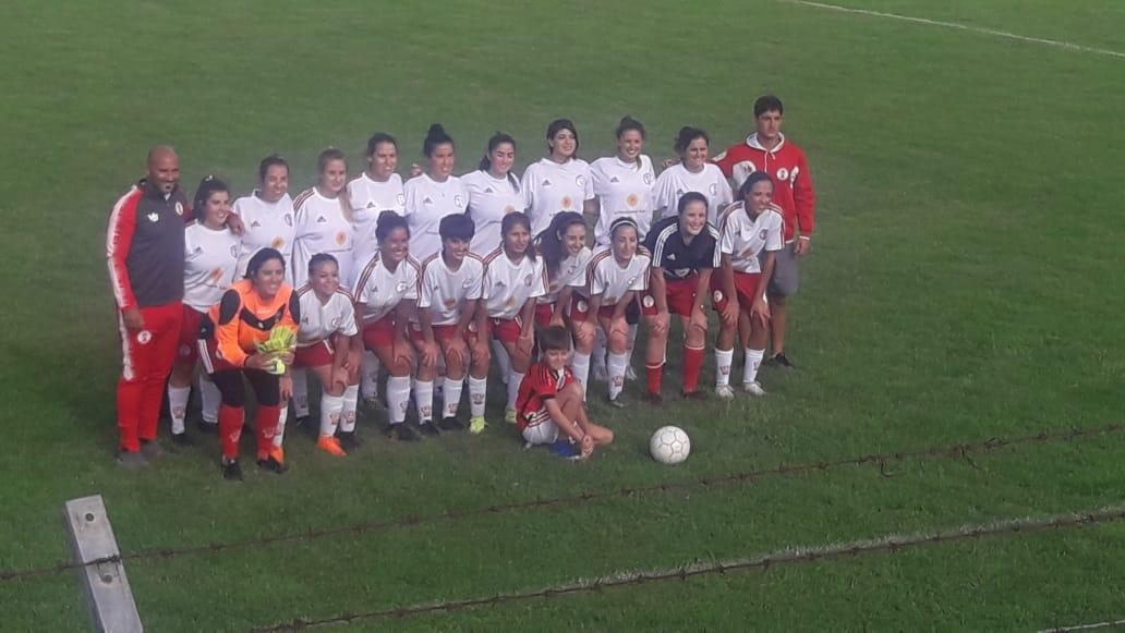 Fútbol Femenino: Huracán busca pasar a la final ante las necochenses