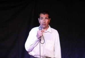 """""""Cholo"""" Losada en el Quelaromecó"""