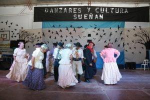 """Con rotundo éxito finalizó el 11 ° Encuentro """"Danzares Sueña junto al mar"""" en Claromecó"""