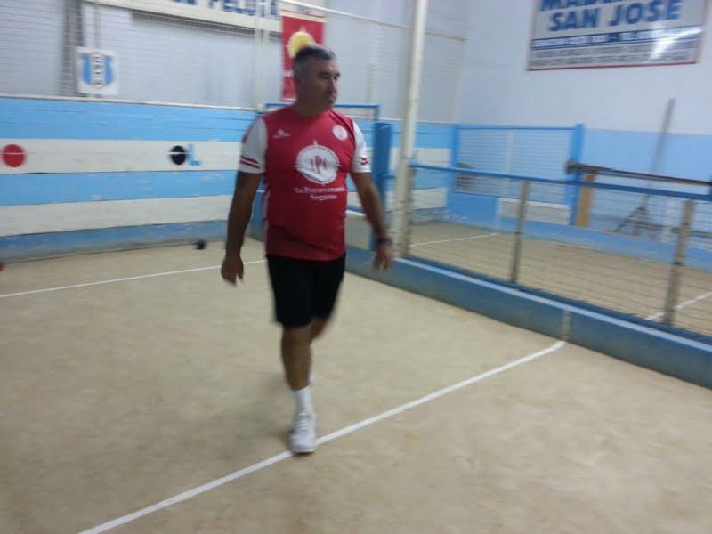 Bochas: Oxandaburu, Barrios y Castillo ganaron en el Individual de Segunda