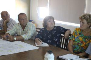 Sánchez se reunió con CELTA para articular trabajos de expansión estructural del Municipio