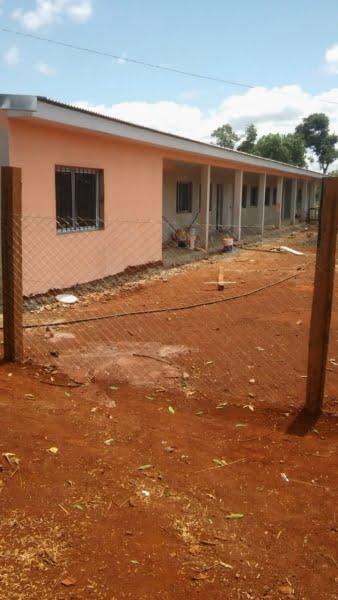 ACAS inaugura la Escuela de Frontera N° 19