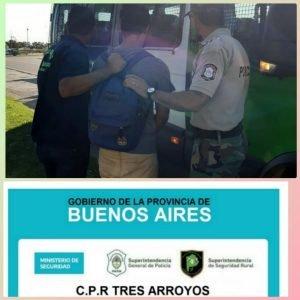 Operativo de policía combinada en rutas 3 y 85: incautaron droga