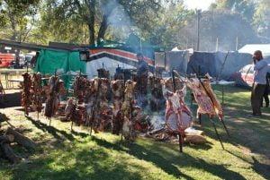 Expectativa por la 11° Fiesta del Asado Pampeano en Juan E. Barra