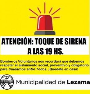 """¡Suenan las sirenas!: cuáles son los municipios que aplican el """"toque de queda"""""""