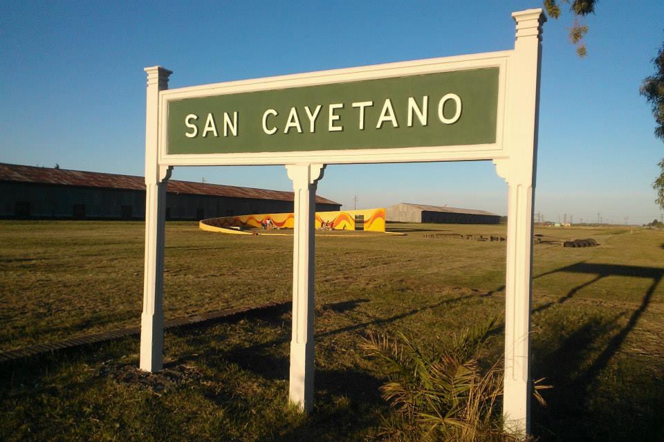 Festejos por el aniversario de San Cayetano