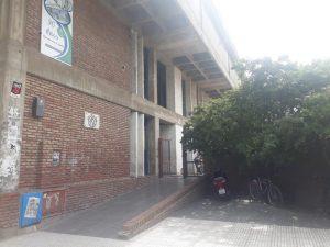 Volvió a funcionar la bomba y hay agua en el ex Colegio Nacional