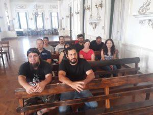Felicidad de integrantes de Cereal Coop tras el respaldo del Concejo Deliberante