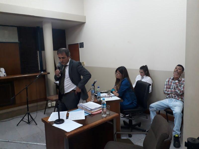 Se inició el debate del juicio por Jurados por el crimen de Leo Curruinca