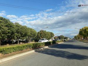 Hoy sí: las calles desiertas,  tras la recomendación de quedarse en casa