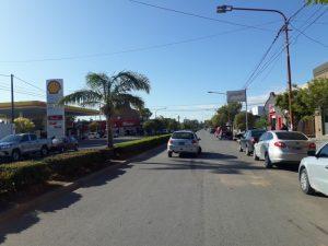 Daños materiales en accidente de tránsito en cercanías a Diarco