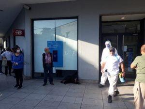 """Inconvenientes en """"Efectivo Sí"""" para retirar dinero del cajero"""