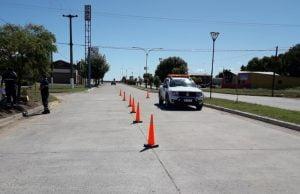 Cuarentena en Chaves: acceso por Carricart para autos, y por Circunvalación para camiones