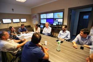 Kicillof encabezó la reunión del Comité de Emergencia (Video)