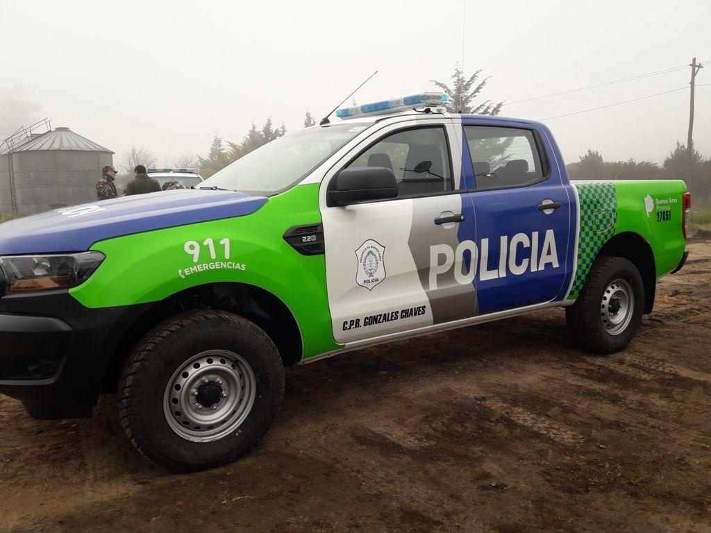 Aislamiento forzoso en Chaves. Intervino Policia y Fiscalía