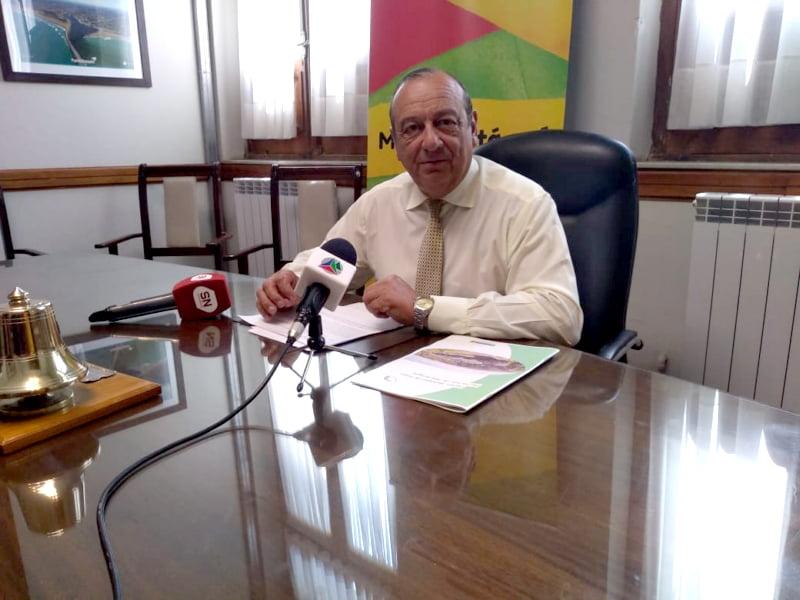 """Carlos Sánchez: """"Estamos preparados para seguir con las medidas preventivas por Coronavirus"""""""