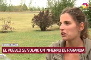 """""""El pueblo se volvió loco"""": el casamiento suspendido por los italianos invitados llegó a Canal 13"""
