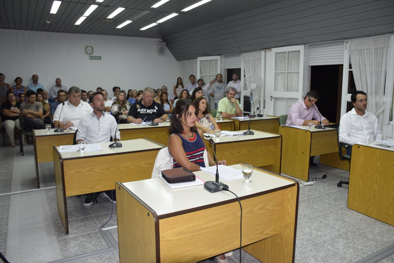 San Cayetano: sin actividad en el Concejo Deliberante por el coronavirus