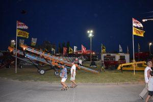 Buffa Maquinarias presente en la Fiesta del Trigo