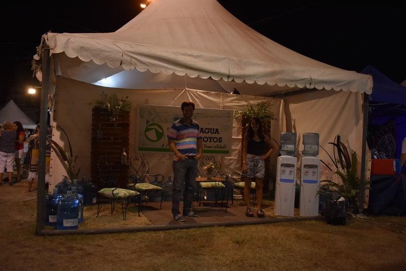 Soda y Agua Tres Arroyos, presente con sus productos y servicios