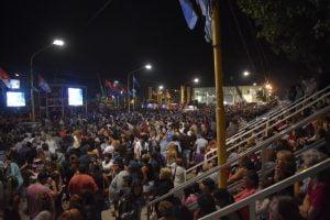 La cuarta noche de la Fiesta del Trigo en fotos