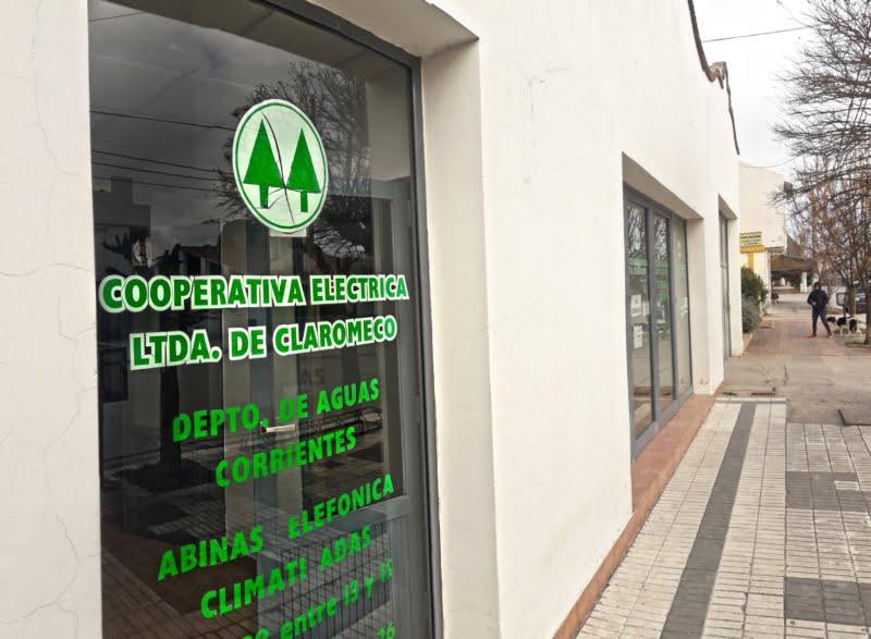 La Cooperativa de Claromecó restringe el ingreso a sus oficinas administrativas