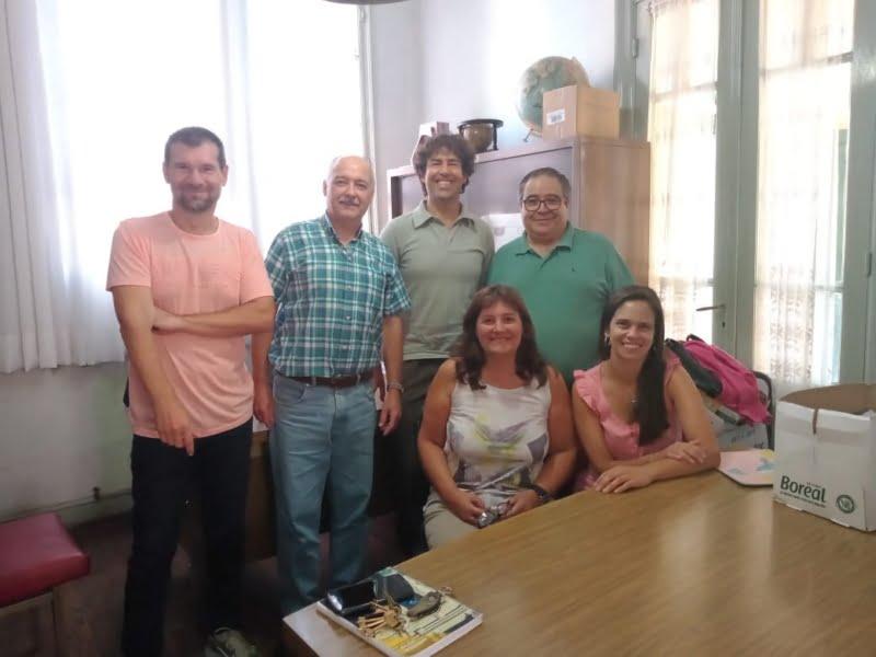 Acuerdo entre INTA y la Escuela Técnica por Huertas Orgánicas