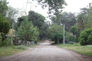 Sigue el control policial en el acceso a Claromecó