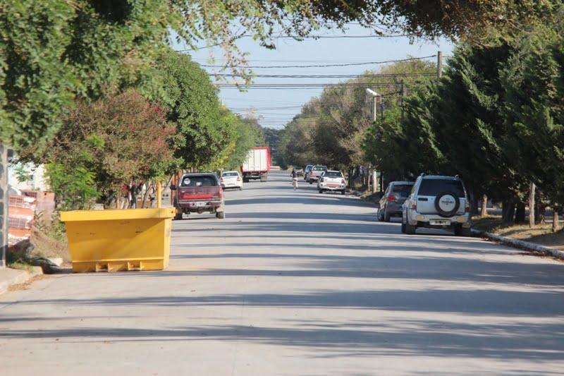 Poco movimiento en Claromecó: hubo daños en una bajada