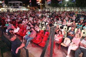 Gran noche del Rock en el segundo día de la Fiesta del Trigo