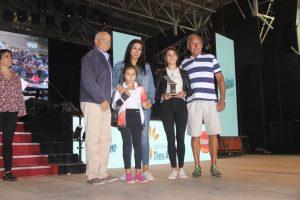 Concurso de Carrozas: primer premio para Tres Arroyos Dona Médula
