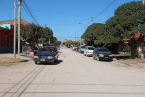 Claromecó: la gente respetó las distancias al comprar y hay control de accesos