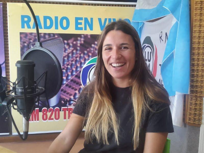 Trabajadora social tresarroyense hará un voluntariado en Chile