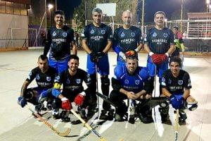 Hockey sobre patines: Pioneros Campeón Copa de Oro Vendimia 2020