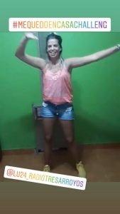 Sumate bailando con el #Mequedoencasachalleng (Video)