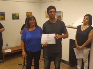 """Entregaron los premios del Salón Provincial de Artes Visuales en Pequeño Formato """"Mariquita Sand"""""""