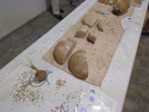 Celeste Utrera elaboró el mejor Pan Casero de la celebración triguera