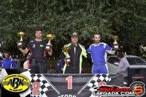 Karting: buena actuación de Sebastián Gejo en Coronel Pringles