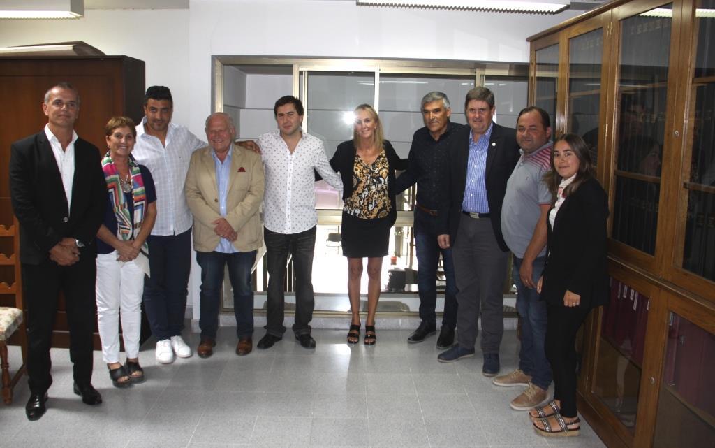 GACH Consultora reconoció a los jefes comunales de destinos turísticos destacados
