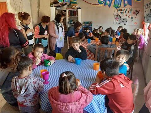 Payasolidarias piden ayuda para la elaboración de sus 70 viandas diarias