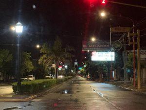 Se realizan controles policiales en los ingresos a Tres Arroyos (Videos)